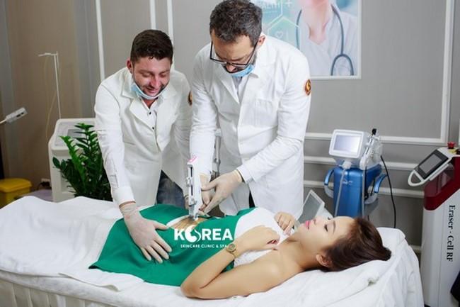 Korea đã thực hiện giảm béo thành công cho hàng nghìn khách hàng