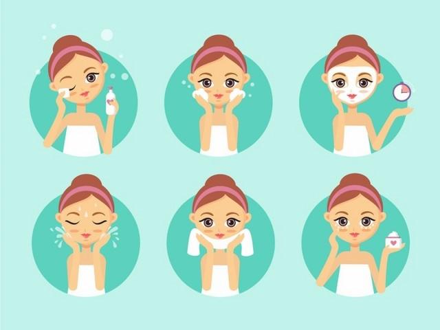 Các bước đắp mặt nạ đúng cách để có làn da đẹp không tì vết