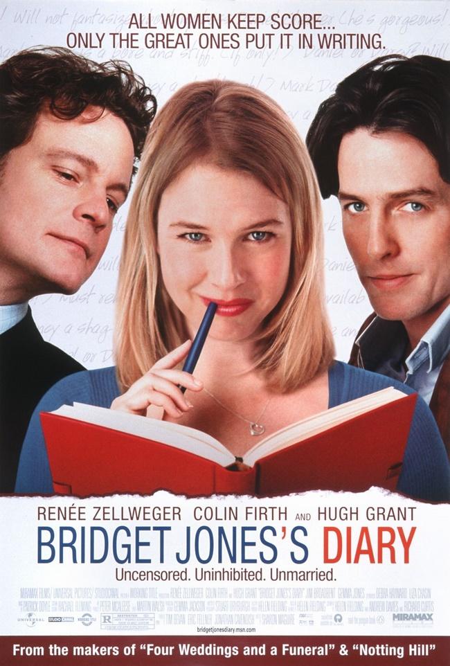 Bộ phim nói về giảm cân Bridget Joner's Diary