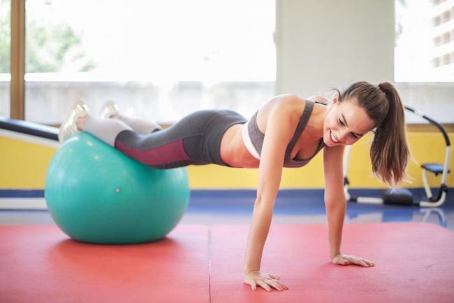 Tập luyện đúng cách giảm cân