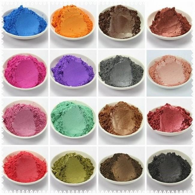 Son không chì được sử dụng chủ yếu nguyên liệu màu khoáng