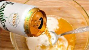 Công dụng làm đẹp của mặt nạ bia với trứng gà
