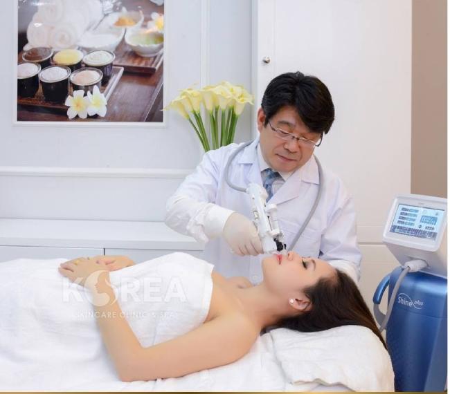 Dịch vụ làm đẹp thẩm mỹ da tại thẩm mỹ viện Korea cũng rất được các chuyên gia đánh giá cao