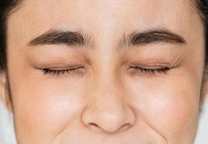 Bài tập số 4: Thoát khỏi má mũm mĩm với bài tập mắt