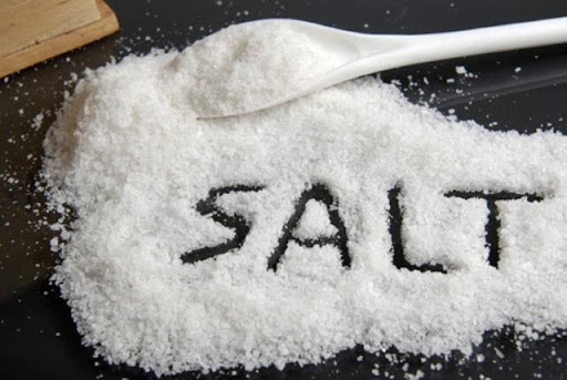 Giảm lượng muối trong đồ ăn