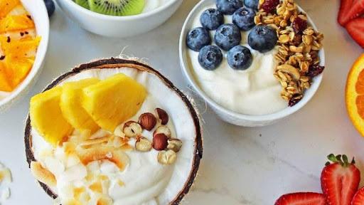 Ăn sáng những thực phẩm giàu protein